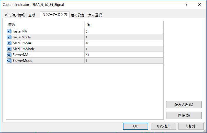 EMAsignalパラメーター画像