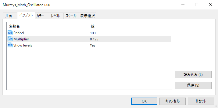Murreys_Math_Oscillatorパラメーター画像