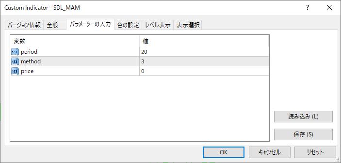 SDL_MAMパラメーター画像