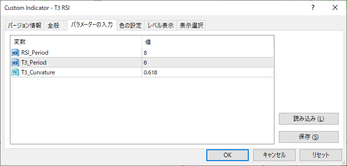 T3_RSIパラメーター画像