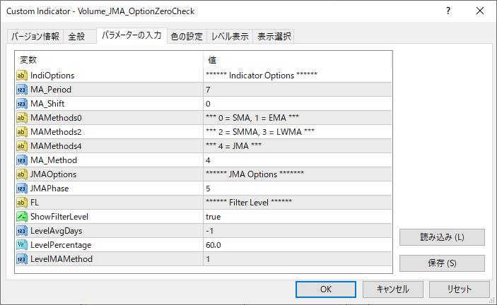 Volume_JMA_OptionZeroCheckパラメーター画像