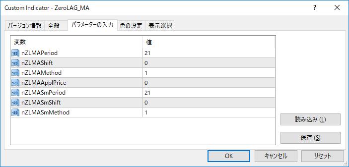 ZeroLAG_MAパラメーター画像