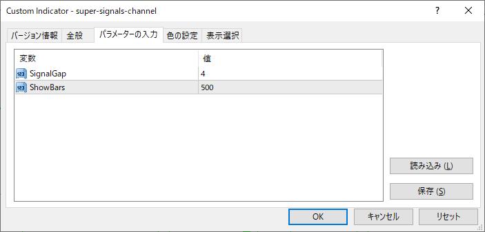 super-signals-channelパラメーター画像