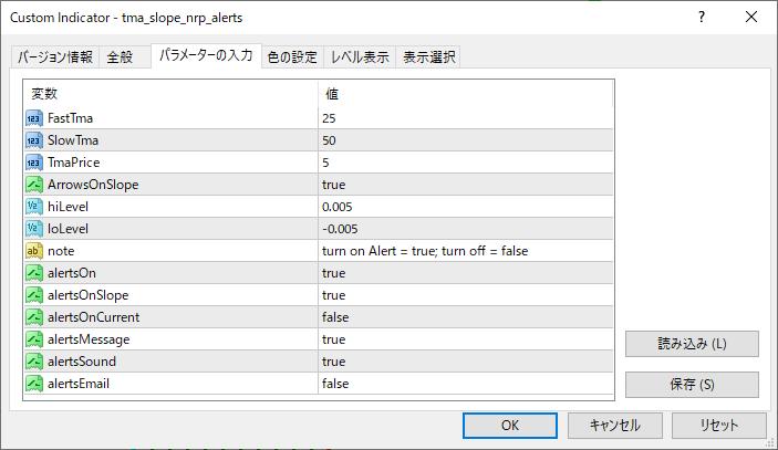 tma_slope_nrp_alertsパラメーター画像